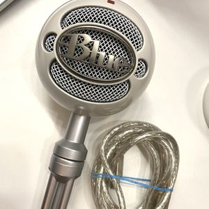 Blue Snowball iCE USB Mic for Recording and Streaming on PC and Mac for Sale in San Diego, CA