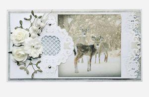 Beautiful Texture Detail Metal Die Cut for Sale in Elizabethton, TN
