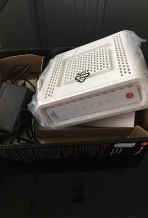 Motorola Surfboard eXtream cable modem for Sale in Frisco, TX