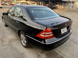 2003 Mercedes-Benz C240 1-Owner for Sale in Ontario, CA
