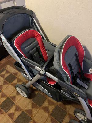 Double stroller for Sale in Hurst, TX