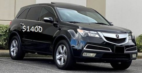 Need Sell Asap Acura MDX 2O12 Nothing Wrong AWDWheels Shifts Perfectly🍁egrhtbfd for Sale in Washington,  DC