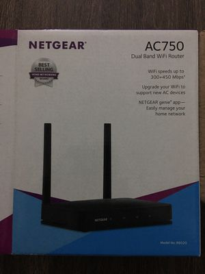 NETGEAR AC750 Duel Band WiFi Router for Sale in Lexington, KY