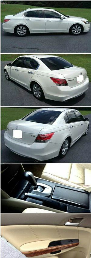 2009 Honda Accord EX-L FWD for Sale in Jacksonville, FL