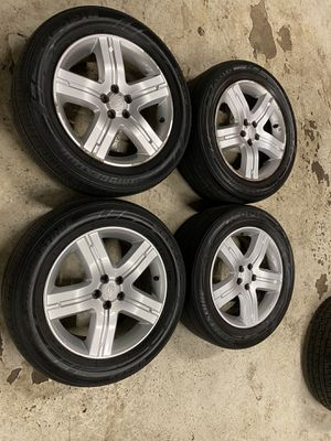 OEM Subaru Outback Wheels and Tires 5x100 225/60/R17 for Sale in Addison, IL