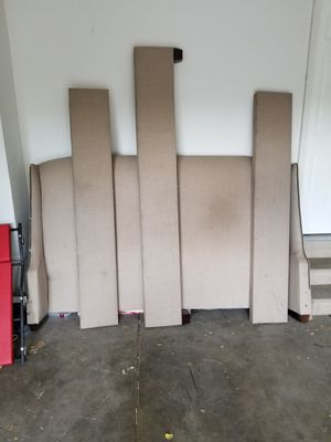 King size bed frame for Sale in Fountain, CO
