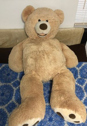 HUGE Teddy Bear for Sale in Pinellas Park, FL
