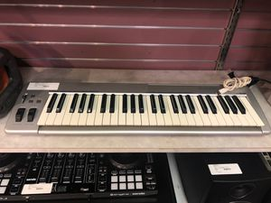 M-Audio Keystation 49 w/ usb cord I-19225 for Sale in Louisville, KY
