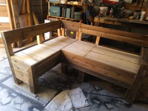 Desk Pallet Fencing Furniture For Sale In San Antonio Tx Offerup