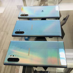 Samsung Galaxy Note 10+ Unlocked $779 Or As Low As $50 Down Payment for Sale in Sanford, FL