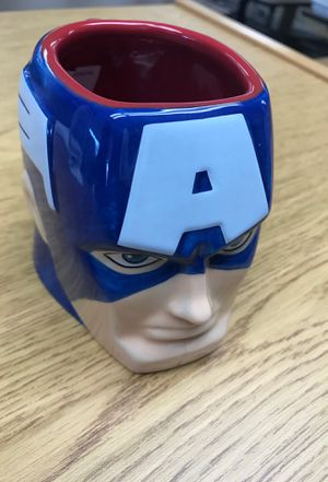 Captain America mugs from Disney for Sale in Anaheim, CA
