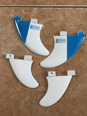 Liquid Force Thruster Surfboard Fin Set for Sale in Phoenix, AZ