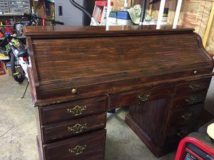 Roll top desk for Sale in Waynesboro, VA