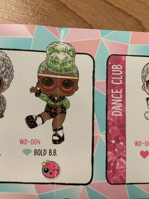 Lol surprise doll bold b.b for Sale in Willowbrook, IL