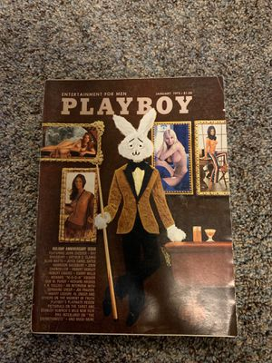 Playboy January 1972 for Sale in Waynesburg, OH