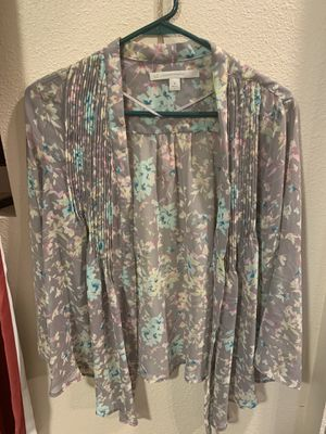 Floral cardigan for Sale in Vancouver, WA