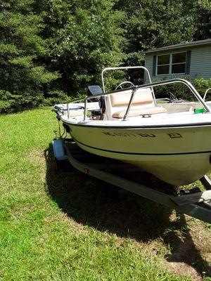 Nice boat runs good for Sale in Zebulon, NC
