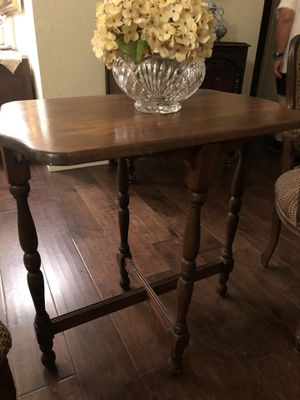 Mesa antigua antique table for Sale in Euless, TX
