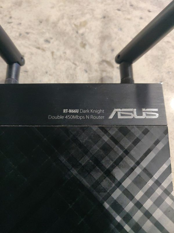 Asus RT-N66U Dark Knight, Double 450Mbps N Router