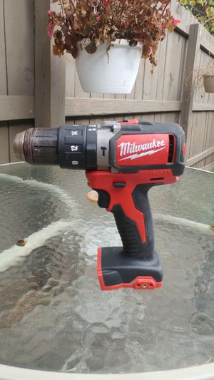 18 volt Milwaukee hammer drill for Sale in Reynoldsburg, OH