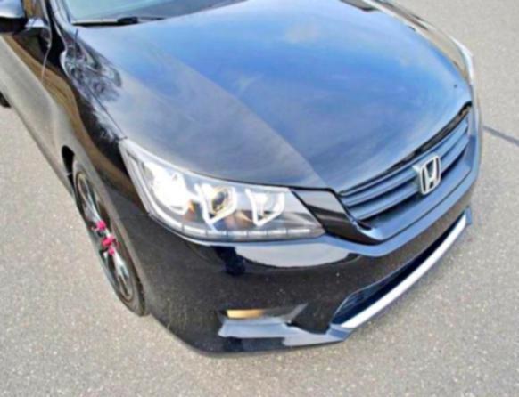 2013 Accord EXL 150K GAS SAVER