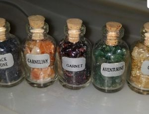 Black Stone, Carnelian, Garnet, Aventurine, Citrine for Sale in Chino, CA