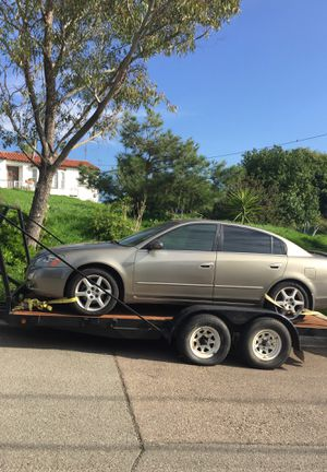 2003 Nissan Altima 3.5 v6. Clean only problem transmission Sold as is title in hand registration updated best offer for Sale in San Diego, CA