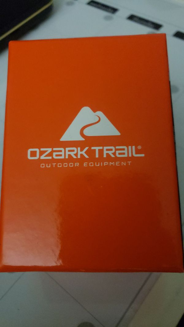 Ozark trail watch
