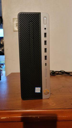 "HP 600 G3 SFF. Intel-6500-6th Gen, 16GB of Ram, 1TB of HDD, HDMI, USB 3.1, USB ""C"", for Sale in Rosemead, CA"