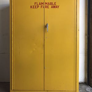 Flammable Cabinet for Sale in Lakeside, CA