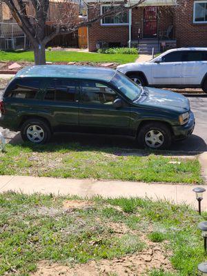 2002 Chevy trailblazer 4x4 for Sale in Denver, CO