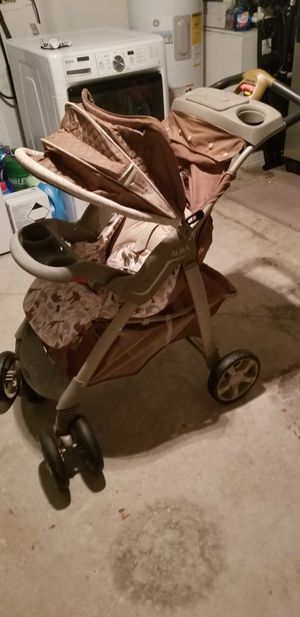 ComfortFold Stroller and Car seat Combo Very good condition for Sale in Orlando, FL