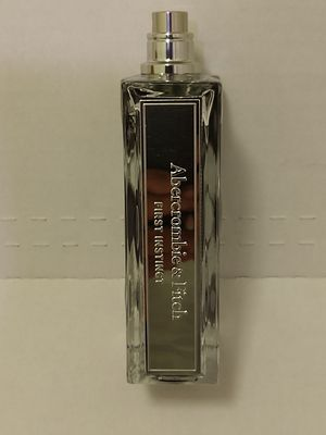 "FIRM $30.00""FIRST INSTINCT""by Abercrombie & Fitch,3.4oz Cologne for Men.(Tester) for Sale in Manor, TX"