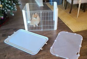 Small Wire Dog Crate for Sale in Jackson Township, NJ