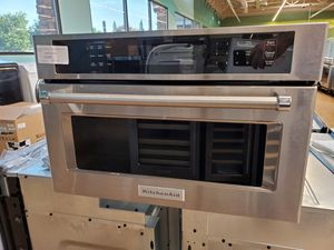 Built in Microwave Kitchenaid stainless steel for Sale in Azusa, CA