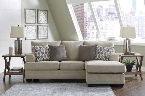 New Dorsten Sisal Reversible Sofa Chaise