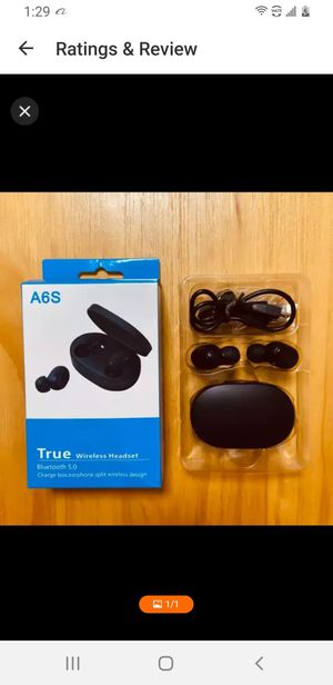 Bluetooth EarBuds Pods Compatible Android & IOS for Sale in Gardena, CA