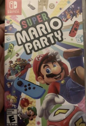 Super Mario Party (Willing to trade ) for Sale in Austin, TX