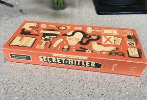 Board game: Secret Hitler for Sale in Berkeley, CA