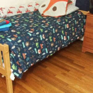 Twin Bedroom Set Mattress Not Included for Sale in Bristol, CT