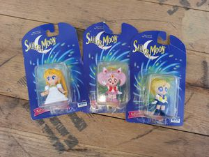 Sailor Moon PVC Figures🌙 for Sale in Casa Grande, AZ