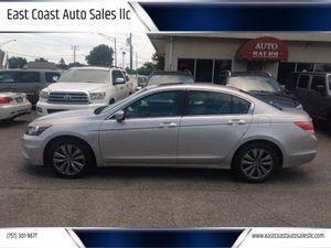 2011 Honda Accord Sdn for Sale in Virginia Beach, VA