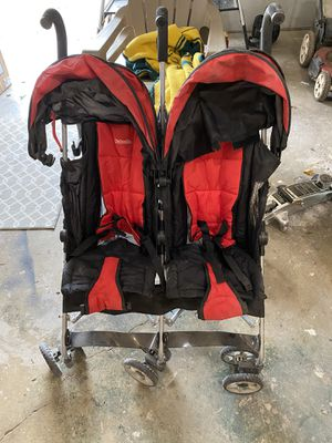 Kolcraft Cloud Double Stroller for Sale in Troutdale, OR