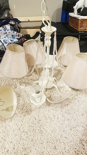 Pottery Barn chandelier for Sale in Arvada, CO