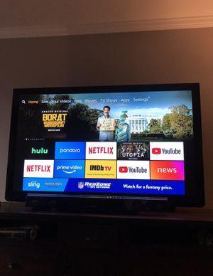 Panasonic plasma HD TV television 60 inch for Sale in Monrovia, CA