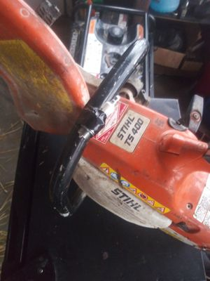 Stihl concerte saw for Sale in Detroit, MI
