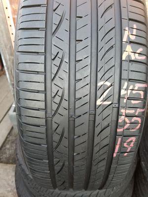 245/55-19 #1 tire for Sale in Alexandria, VA