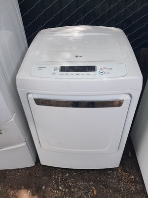 LG ELECTRIC DRYER FOR SALE ASAP¡!¡ for Sale in Houston, TX