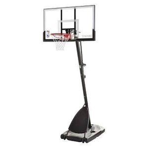 "Spalding 54"" Polycarbonate Portable Basketball Hoop for Sale in San Tan Valley, AZ"