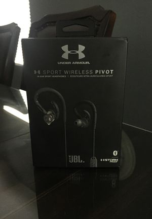 Under armour JBL headphones for Sale in Glendale, AZ